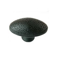 Hammered 2 Inch Diameter Oil Rubbed Bronze Cabinet Knob