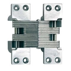 #420 Fire Rated Invisible Hinge Un-plated