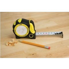 Old Standby Standard Flatback Tape Measure 16'