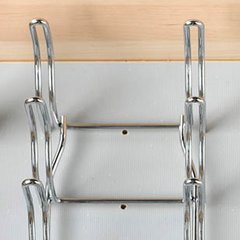 Chrome Lid Organizer