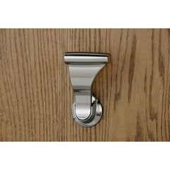 SOSS UltraLatch for 1-3/8 Inch Door Fire Rated Bright Nickel