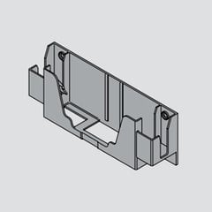 Servo-Drive Wall Mount Bracket For Power Supply <small>(#Z10NG100)</small>