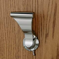 "UltraLatch for 1-3/8"" Door W/ Privacy Latch Bright Nickel <small>(#L14P-14)</small>"
