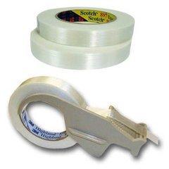 3M Filament Tape 18MM x 55M Clear