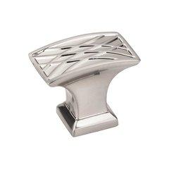 Aberdeen 1-1/2 Inch Diameter Satin Nickel Cabinet Knob <small>(#535L-SN)</small>