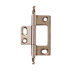Elite Non-Mortised Butt Hinge 50X37mm - Polished Nickel