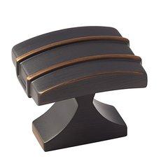 Davenport 1-1/2 Inch Diameter Oil Rubbed Bronze Cabinet Knob <small>(#BP36602ORB)</small>