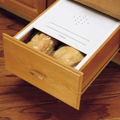 White Bread Drawer Cover Kit 16-3/4 inch W