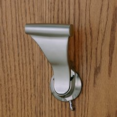 UltraLatch for 1-3/4 inch Door with Privacy Latch Satin Nickel <small>(#L24P-15)</small>