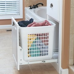 HPRV Pull-Out Polymer Hamper