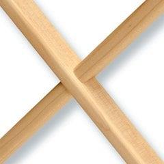 24X43 Hickory Lattice Panels <small>(#WRL2443HI)</small>