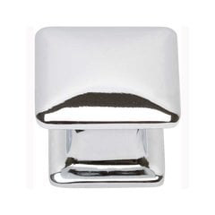 Alcott 1-1/4 Inch Diameter Polished Chrome Cabinet Knob