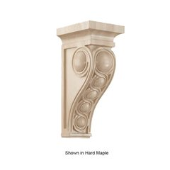 Large Infinity Corbel Unfinished Red Oak