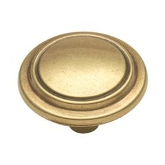 Manor House 1-1/4 Inch Diameter Lancaster Hand Polished Cabinet Knob <small>(#P413-LP)</small>