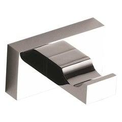 Axel Robe Hook Polished Chrome