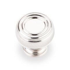 Bremen 2 1-3/16 Inch Diameter Satin Nickel Cabinet Knob