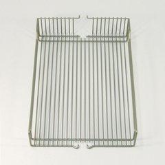 "Kessebohmer Wire Basket Set (2) 11"" Wide Chrome 546.63.203"