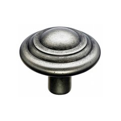 Aspen 1-3/4 Inch Diameter Silicon Bronze Light Cabinet Knob <small>(#M1475)</small>