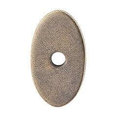 Sanctuary 1-1/4 Inch Length German Bronze Back-plate <small>(#TK58GBZ)</small>
