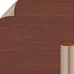 Formal Mahogany Pionite Laminate 4X8 Horizontal Suede