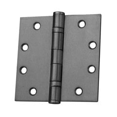Full Mort. Ball Bearing Hinge 4-1/2 inch x 4-1/2 inch Primed (Pack of 2)