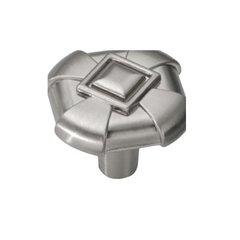 Chelsea 1-1/8 Inch Diameter Stainless Steel Cabinet Knob