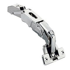 Clip-top 155 Degree Zero Protrusion Hinge Overlay / Self-Closing