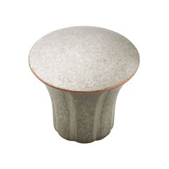 "Vasari Knob 1-5/16"" Dia. Weathered Nickel Copper <small>(#BP24021WNC)</small>"