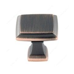Heritage 1-1/4 Inch Diameter Oil-Rubbed Bronze Cabinet Knob