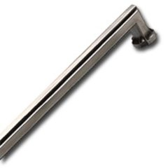 EMPIRE DESIGNS 12 Inch Center to Center Antique Nickel Appliance Pull