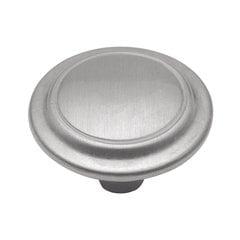 Eclipse 1-1/4 Inch Diameter Chromolux Cabinet Knob <small>(#P413-CLX)</small>