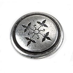 Cimarron 1-1/4 Inch Diameter Silverado Cabinet Knob