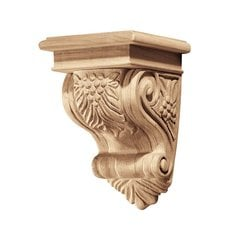 "Bordeaux Corbel 5-3/4"" X 8-7/8"" Oak"
