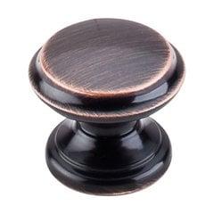 Dakota 1-3/8 Inch Diameter Tuscan Bronze Cabinet Knob <small>(#M1591)</small>