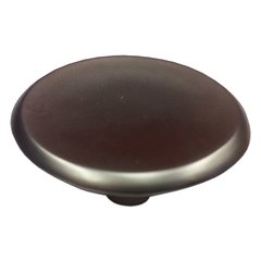 Modern Standards 1-1/2 Inch Diameter Satin Nickel Cabinet Knob