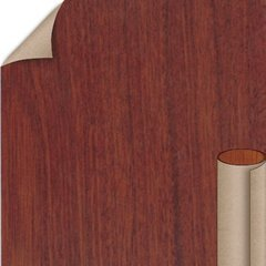Regency Mahogany Velvet Finish 4 ft. x 8 ft. Vertical Grade Laminate Sheet <small>(#W8352V-V-V3-48X096)</small>