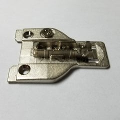 Nexis Face Frame Cam Screw On Mounting Plate 2MM Height <small>(#346.290.91.0215)</small>
