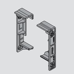 Servo-Drive Adapter Set-Horizontal Mount-Panel