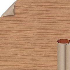 Wisconsin Oak Pionite Laminate 4X8 Vertical Suede