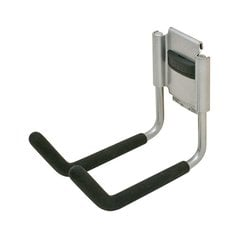 Omni Track Utility Hook Matte Aluminum and Black