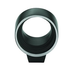 "Sonara Knob 1-1/16"" Dia. Silvered Black <small>(#BP53045SBK)</small>"