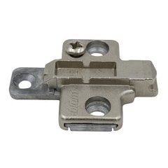 Clip 2 Piece Mounting Plate For Euroscrew 0MM