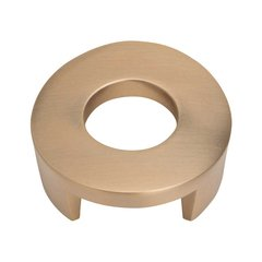 Centinel 1-1/4 Inch Center to Center Champagne Cabinet Pull