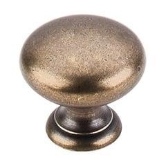Somerset 1-1/4 Inch Diameter German Bronze Cabinet Knob <small>(#M287)</small>