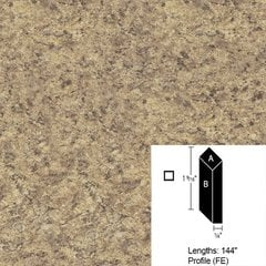 Wilsonart Bevel Edge - Milano Quartz Matte Finish-12Ft