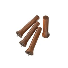 Extra Walnut Pegs For Drawer Peg System-Set of 4