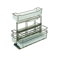 Kessebohmer Three Basket Storage Unit Pullout Champagne 545.48.862