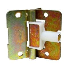 Bifold Panel Shock Absorbing Hinge