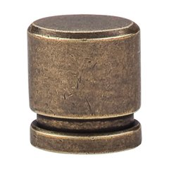 Sanctuary 1 Inch Length German Bronze Cabinet Knob
