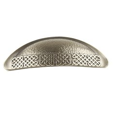 Highlander 3 Inch Center to Center Antique Pewter Cabinet Cup Pull